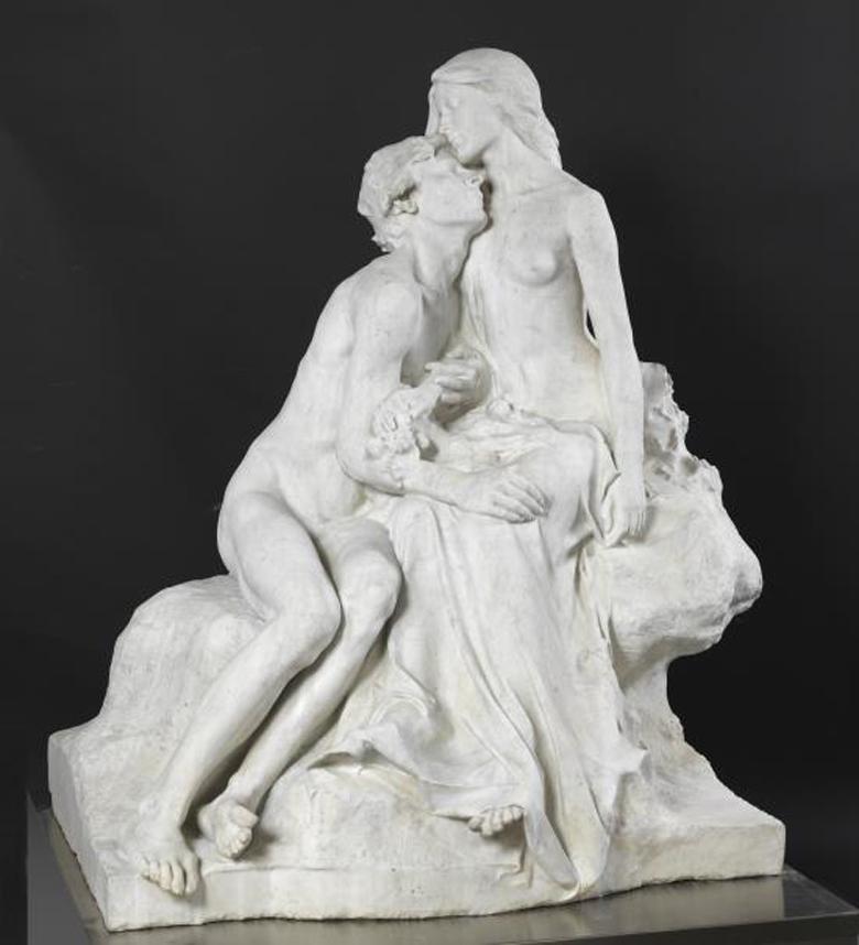 Eclosión. Blay y Fábrega, Miguel. 1905. Museo Nacional del Prado.
