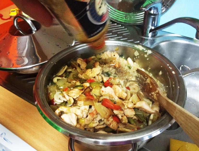 beneficios quinoa cocinar