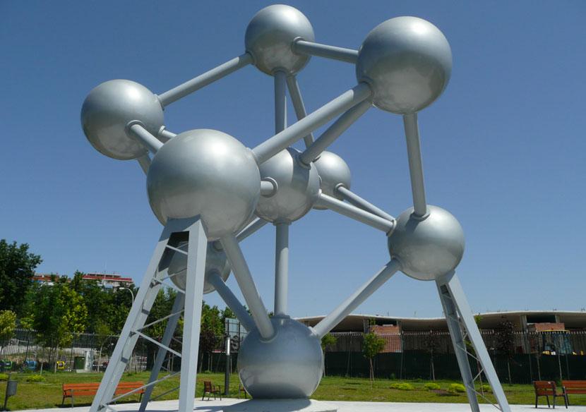 Parque Europa Atomium