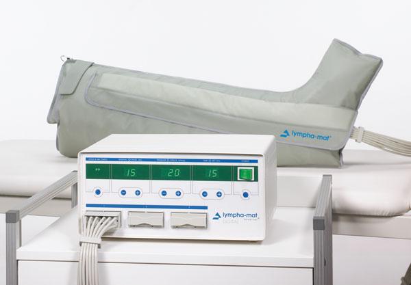 Electrolipolisis y presoterapia